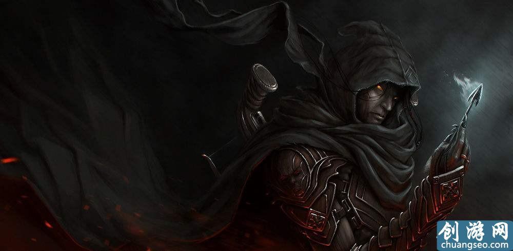 """《暗黑破坏神3》手游最新:黑暗的宠儿——猎魔人""""暗影三刀流""""全面分析"""