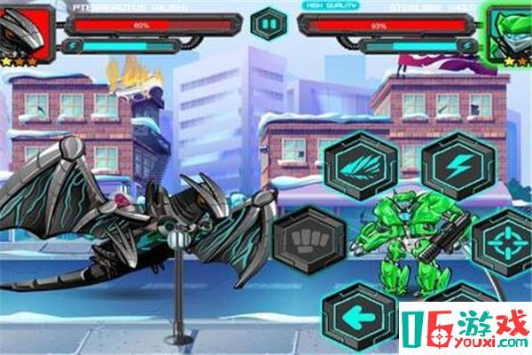 机器人大战恐龙好玩吗,丰富挑战任务(完美机器人对决)
