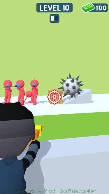 狙击奔跑者截图1