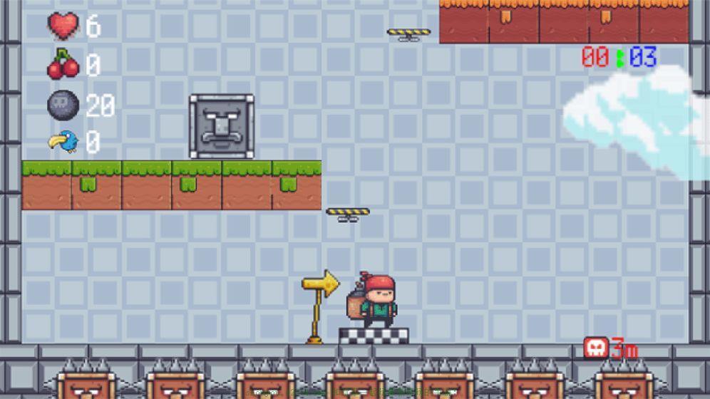 蘑菇的冒险手机版截图3