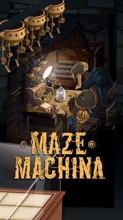 迷宫机械截图1