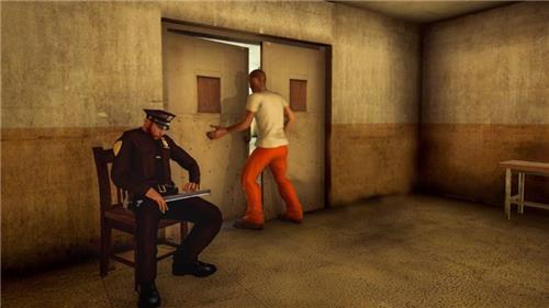越狱3D模拟器截图2