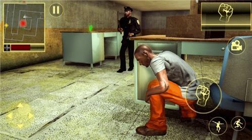 越狱3D模拟器截图3