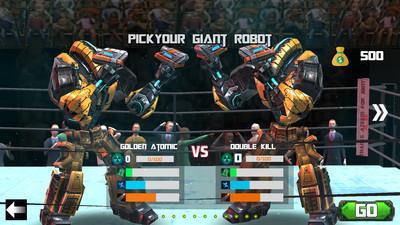 机器人战斗进化截图2